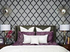 Gray And Purple Bedroom Ideas purple, violet, wine or plum bedroom design décor ideas | grey