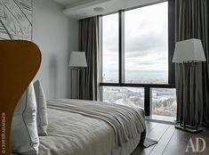 Интерьеры квартиры на Мосфильмовской в Москве, навеянные творчеством Кристиана Лиэгра | Admagazine | AD Magazine