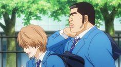 Ore Monogatari, anime, friends