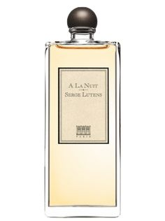 A La Nuit  Serge Lutens for women - white jasmine smelling perfume abount $85