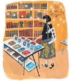 Strand Bookstore ~ J. Kroik