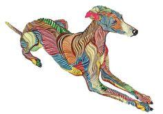 Greyhound by Kael Kasabian