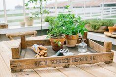 Dutch Tulip Crate | Magnolia Market | Outdoor Space | Chip & Joanna Gaines | Waco, TX