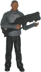 Amazon.com: Doctor Who - Mickey Smith 5 inch Series 2 Action Figure with 'Preacher' Weapon: Toys & Games