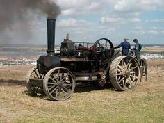 Steam Traction Engines  http://www.oldironlinks.com/events/1004/photo-01/