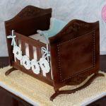Antique Cradle Cake Tutorial!