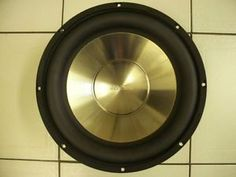 Vintage Jensen KS212 12inch Double Voice Coil Subwoofer still new in the original box circa 2000 only $75
