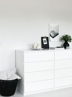 Simple and Stylish Tips Can Change Your Life: Minimalist Home Design Study minimalist bedroom carpet grey.Minimalist Bedroom Boho Modern minimalist home tour signs. Ikea Bedroom, Home Bedroom, Bedroom Decor, Bedrooms, Bedroom Furniture, Design Bedroom, Glam Bedroom, Bedroom Dressers, Black Furniture