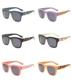 NEW COLOR SPARK La Digue No.2 edition trendy fasionable wayfarer cool Sunglasses