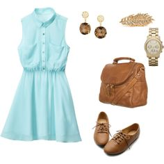 """""""Cute Outfit"""" by michaela-9-5 on Polyvore"""