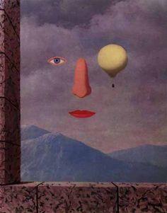 Magritte - Il secolo dei lumi