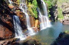 Melhores Cachoeiras - Alto-paraiso