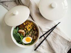 Easy ramen soup | Helppo ramen-soppa | Uusi Muusa