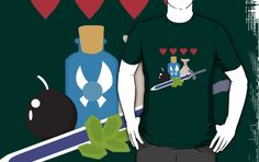 Legend of Zelda Items by RiskGambits