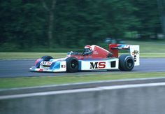 "Eddie Cheever - March 782 BMW - Project Four Racing - I Donington ""50 000"" 1978"