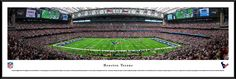 Houston Texans - 50 Yard Line at NRG Stadium - Blakeway Panoramas Print -- Awesome products selected by Anna Churchill