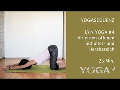 YOGASEQUENZ LYN YOGA #4 für offene Schultern und Aufwecksequenz - 25 Min... Yoga, Home Decor, Homemade Home Decor, Yoga Tips, Decoration Home, Yoga Sayings, Interior Decorating