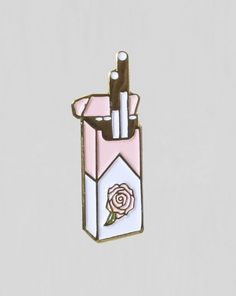 Rosehound Apparel Cigarette Pin Badge - View all - New In - Womens