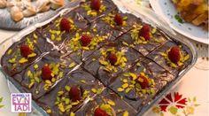 Nursel'le Evin Tadı Çikolatalı Islak Kek Tarifi 10.10.2017