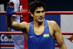 It was the right time to turn professional, says Vijender Singh