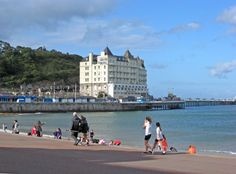 Llandudno, Wales - I love this town. Places To Travel, Places To See, Visit Wales, Valley Road, Anglesey, Kingdom Of Great Britain, Seaside Towns, Going On Holiday, North Wales