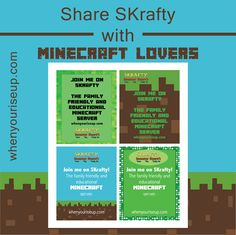 SKrafty – Minecraft Playground for Families and Educational Fun