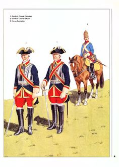 Osprey - Men at Arms 298 - Russian Army of the Seven Years War 2
