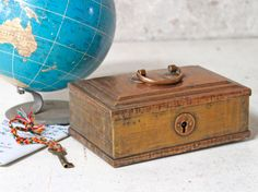 This distinctive brass jewellery box has a lovely surface patina to give your jewellery a vintage home. We wanted to provide you with a unique box that lasts a lifetime. Brass Jewelry, Vintage Jewelry, Best Gifts, Unique Gifts, Money Jars, Coffer, Vintage Bags, Storage Spaces, Gifts For Women