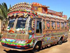 Obelisco Classic Car Club Cali Colombia: Los Camiones y Buses de Pakistán - Trucks and buses of Pakistan