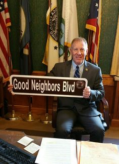 """As of Monday, Broad Boulevard will be honorarily named """"Good Neighbors Boulevard"""" to show appreciation for a spectacular group of volunteers in Cuyahoga Falls. Good Neighbors is a 47 year-old nonprofit organization that has been helping those less fortunate by providing food, clothing, toys, household items, and financial assistance."""