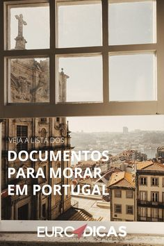 Documentos para morar em Portugal Portugal Travel, Marrakech, To Go, World, Exterior, Marketing Digital, Blog, Instagram, Study
