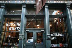 STYLE: Autumun in NY ~ニューヨークの紅葉とブックストアーカフェ~