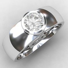 Shop Men's Unique Diamond Wedding Rings on Wanelo