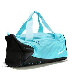 73e589d35ef7 Nike Alpha Adapt Crossbody Duffel Bag Accessories (Polarized Blue) Nike  Logo