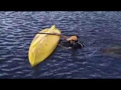 How To Re-enter a Sit On Top Kayak