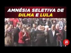 Amnésia seletiva de Dilma e Lula, esqueceram que apoiaram Cabral