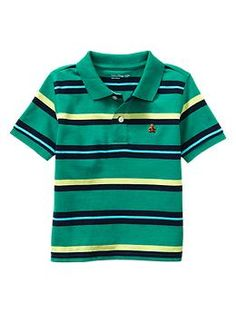 Multi-stripe polo | Gap