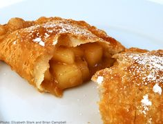 Fried Apple Pie – McDonald's    The only way you can still enjoy these old-school, no-longer-made fried apple pies is with this recipe.