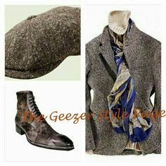 The Geezer style page FB Suit And Tie, Smart Casual, Nice Dresses, Gentleman, Fall Outfits, Ready To Wear, Menswear, Mens Fashion, Suits