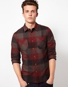 ASOS Check Shirt