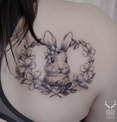 In the Nordic culture rabbits are companion of the goddess Freya, which represents the goddess of sex, magic and love.Source