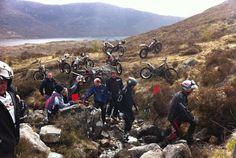 Scottish Six Days Trial 2012 .......