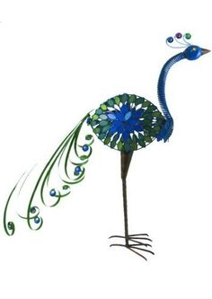 Peculiar Peacock Garden Statue | Beautiful Gardens | Pinterest | Gardens,  Peacocks And Garden Statues