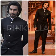 Ranveer Singh in Sabyasachi: YaY or NaY? | PINKVILLA