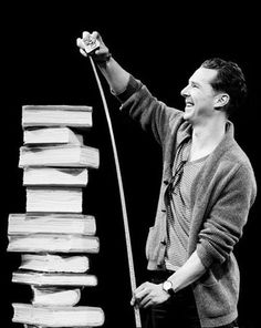""""""" ooops ... darling, I think even now I read more books than you !..."""