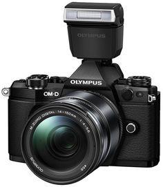 Olympus launches Olympus OM-D E-M5 Mark II and Olympus 14-150mm f/4.0-5.6 II