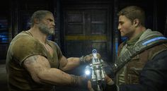 The Roadie Run Returns - Gears of War 4 Single-Player Review - http://www.gizorama.com/2016/review/the-roadie-run-returns-gears-of-war-4-single-player-review