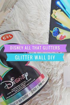 CIL Disney Glitter P