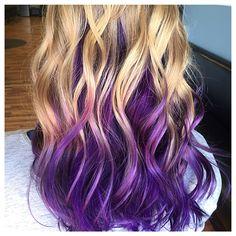 Violet & lavender