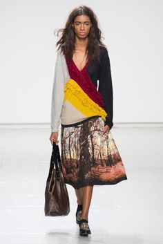 skirt - Love Scale: 5 [][][] sweater - 2 1/2 ||| Tracy Reese